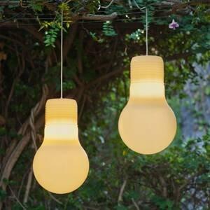 NEWGARDEN Newgarden Balby závěsné světlo ve tvaru hrušky