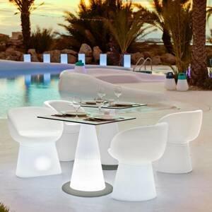 NEWGARDEN Newgarden Itaca LED stůl, solární + baterie