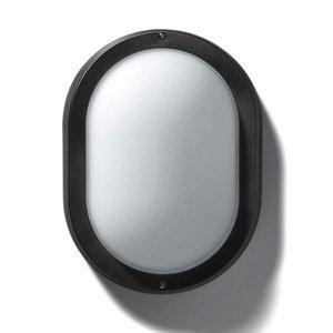PERFORMANCE LIGHTING Nástěnné nebo stropní světlo EKO 19 IP44, černé