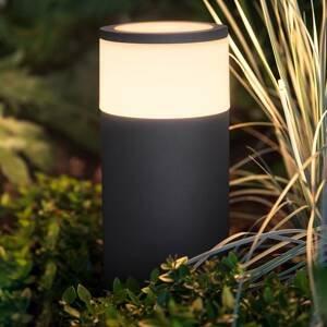 Smarthome osvětlení příjezdové cesty
