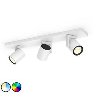 Philips HUE Philips Hue Argenta LED spot tři žárovky bílý