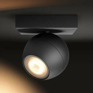 Philips HUE Philips Hue Buckram LED spot černý stmívač