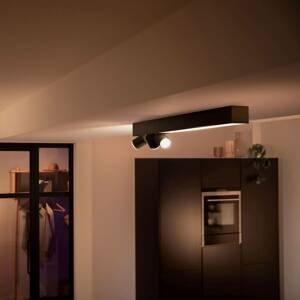 Philips HUE Philips Hue Centris stropní spot tři žárovky černý