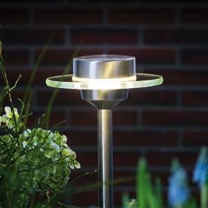 Paulmann Paulmann Ufo LED solární lampa s hrotem