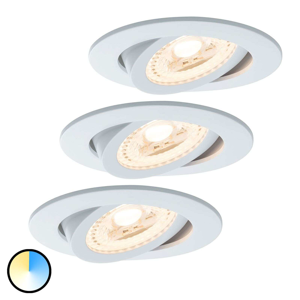 Paulmann Paulmann Smart Friends podhledové svítidlo Lens