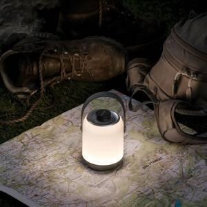 Paulmann Paulmann Mobile stolní lampa Clutch chrom