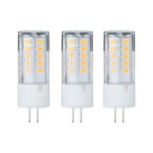 Paulmann Paulmann LED pinová žárovka G4 3W 2700K set 3ks
