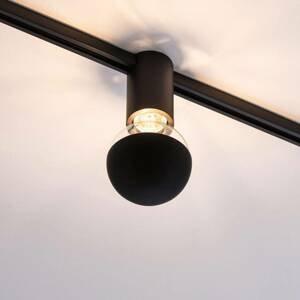 Paulmann Paulmann URail Ceiling Socket E27, černá