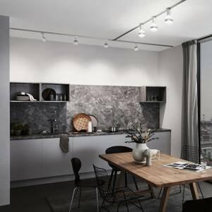 Paulmann Paulmann URail LED spot Pane chrom matný, bílá