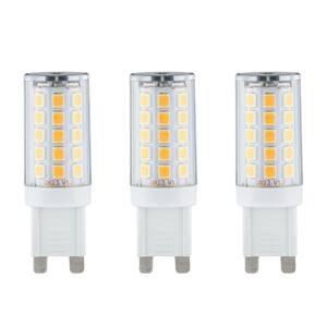 Paulmann Paulmann LED kolíková žárovka G9 2,2W 2700K, 3ks