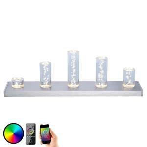 Q-SMART-HOME Paul Neuhaus Q-SKYLINE, stolní lampa RGBW
