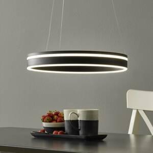 Q-SMART-HOME Paul Neuhaus Q-VITO závěsné světlo 40cm antracit