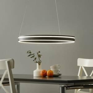 Q-SMART-HOME Paul Neuhaus Q-VITO závěsné světlo 59cm antracit