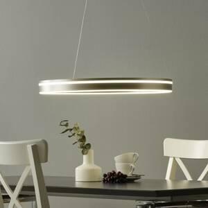 Q-SMART-HOME Paul Neuhaus Q-VITO LED závěsné světlo 59cm ocel