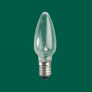 Rotpfeil E10 náhradní žárovky tvar svíčky 3W 12V balení 3ks