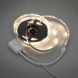 Reality Leuchten LED pásek Stripe, stmívací, RGB, CCT, WiZ, 500 cm