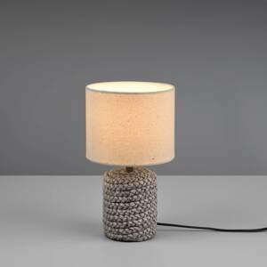 Reality Leuchten Stolní lampa Mala z keramiky, Ø 15 cm