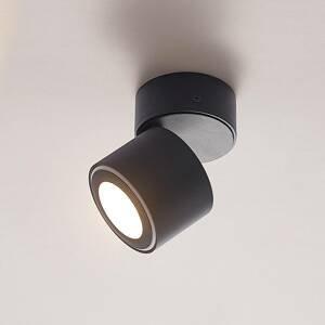 Lindby Lindby Lowie LED spot, dvě žárovky, černý