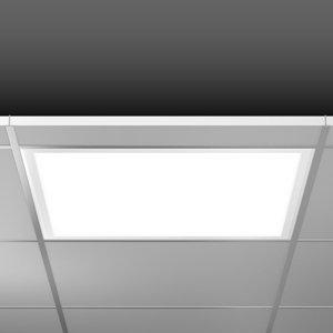 BEGA RZB Sidelite Eco LED panel 4-step 62,2cm 38W 840
