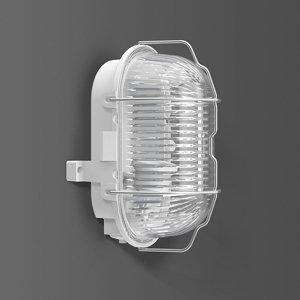 BEGA RZB Standard nástěnné světlo E27, plast ovál IP44