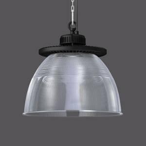 BEGA RZB Industrial Hall Midi DALI 202 W refraktor PMMA