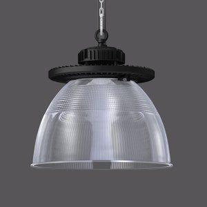 BEGA RZB Industrial Hall Maxi DALI 251 W refraktor PMMA