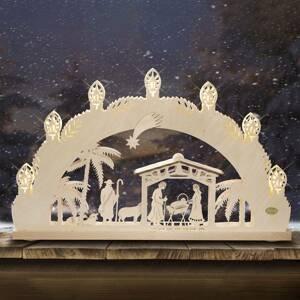 Saico Světelný oblouk Narození Krista