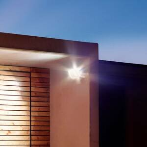 STEINEL STEINEL LS 300 venkovní nástěnné světlo, černé