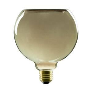 Segula SEGULA LED-Floating-Globe G150 E27 8W kouřově šedá