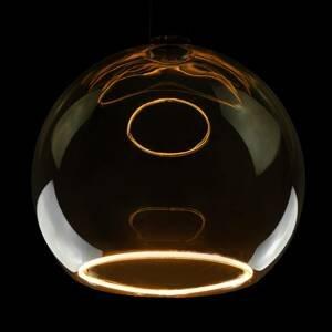 Segula SEGULA LED-floating globe G300 E27 12W šedá