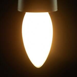 Segula SEGULA LED žárovka-svíčka E14 4,5W 827 matná
