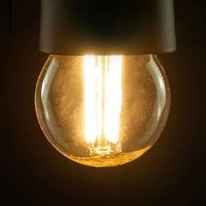Segula SEGULA LED žárovka E27 G45 827 Filament čirá