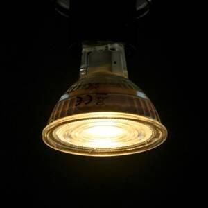 Segula SEGULA LED reflektor GU5,3 8W 827 35° sklo stmívač