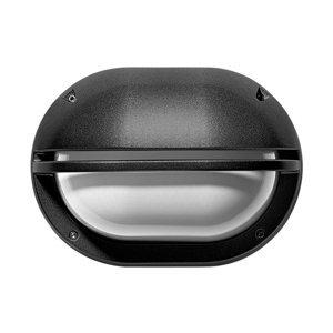 PERFORMANCE LIGHTING LED nástěnné světlo Eko+19 Grill antracit 3 000 K