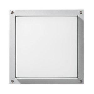 PERFORMANCE LIGHTING Nástěnné světlo Bliz Square 40 3 000 K, bílá