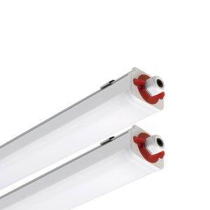 PERFORMANCE LIGHTING LED stropní světlo Norma+120 CL, 45W 6795lm 120cm