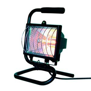 Smartwares Robustní halogenové reflektory Elro s držadlem