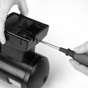 Smartwares LED bezpečnostní lampa se senzorem