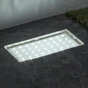 Searchlight Obdélníková LED lampa Walkover, 20 cm