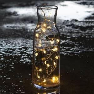 Sirius Květinový světelný řetěz LED Silke 20 zdrojů