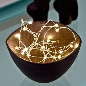 Sirius LED světelný řetěz Knirke.20 zdrojů