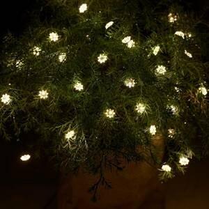 Sirius Vnitřní i venkovní LED světelný řetěz Silke 40