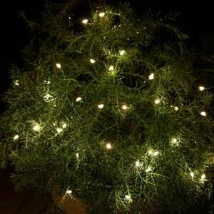 Sirius LED světelný řetěz Knirke venkovní, 40 zdrojů