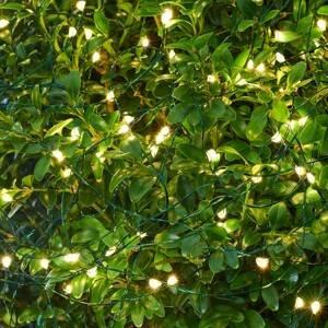Sirius LED světelný řetěz Knirke venkovní, 160 zdrojů