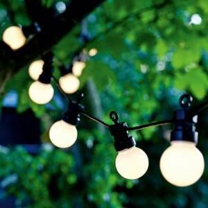 Sirius LED světelný řetěz Lucas Supplement Set, mražená