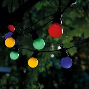 Sirius LED světelný řetěz Lucas Supplement Set, pestrá