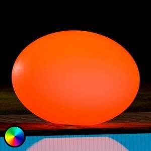 Smart&Green Plovoucí LED dekorativní světlo Flatball L