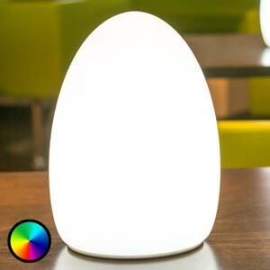 Smart&Green Egg - dekorační světlo ovládané aplikací s baterií
