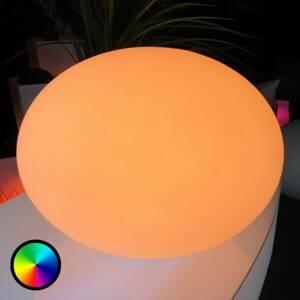 Smart&Green Ovladatelné LED stropní světlo Flatball XXS IP68