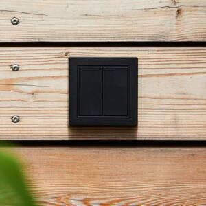 SENIC Senic Outdoor Smart Switch Philips Hue 1ks černý